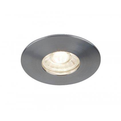 296 FLUSH LED zápustné svítidlo stříbro mat