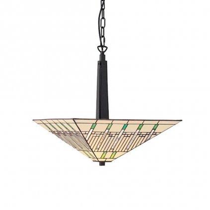 70381 závěsné svítidlo geometrický tvar art deco obchod svitidla pikomal interiors1900