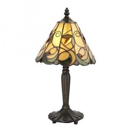 64196 Jamelia 1xE14 stolní lampa zelená