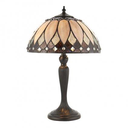 70366 Brooklyn 1xE14 stolní lampa krém
