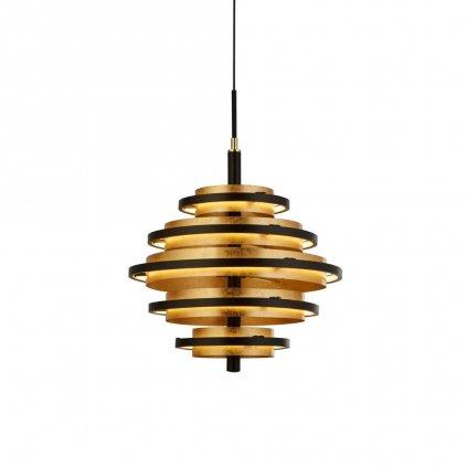 6375 5BG závěsné svítidlo černá a zlatá obchod svitidla pikomal searchlight
