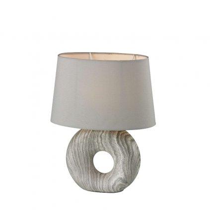 stolní lampička na stolek šedá 20500 obchod svitidla pikomal