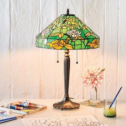 74426 AGAPANTHA stolní lampa