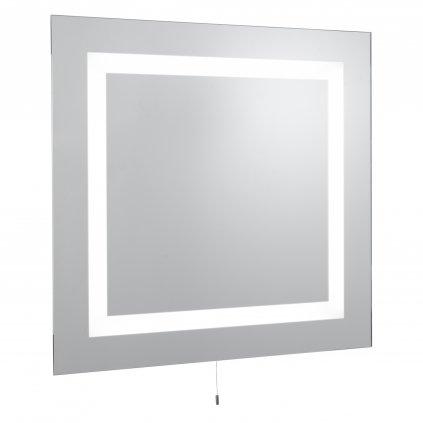 8510 MIRROR nástěnné zrcadlo LED o rozměru 65x70cm