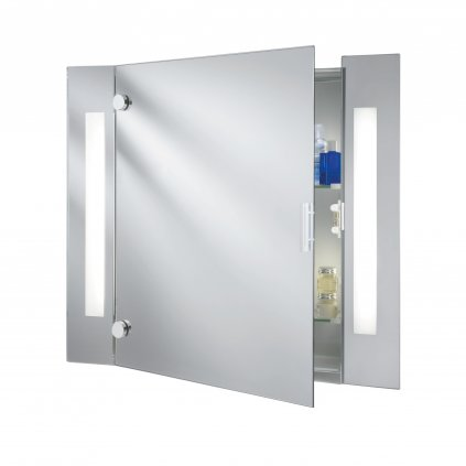 6560 MIRROR nástěnné zrcadlo LED o rozměru 60x66cm