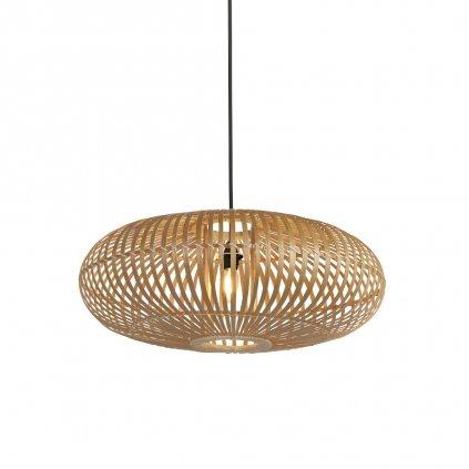 SEN0095 zavesne bambusove svetlo svitidlo bambusu obchod svitidla pikomal