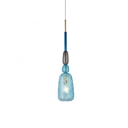 36782 1 zavesne svitidlo barevné sklo obchod svítidla pikomal searchlight rozsvicene
