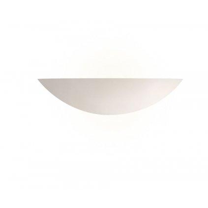 102 WALL 1xE27 nástěnné svítidlo bílá