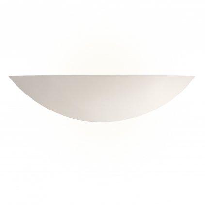 102 GYPSUM svítidlo na stěnu 1xE27 sádrové svítidlo
