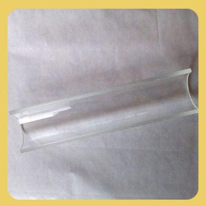 Náhradní sklo k lampě 4329 krycí sklíčko na halogenovou žárovku obchod svitidla pikomal