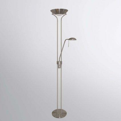 4329SS stojací halogenová lampa se stmívačem obchod svitidla pikomal