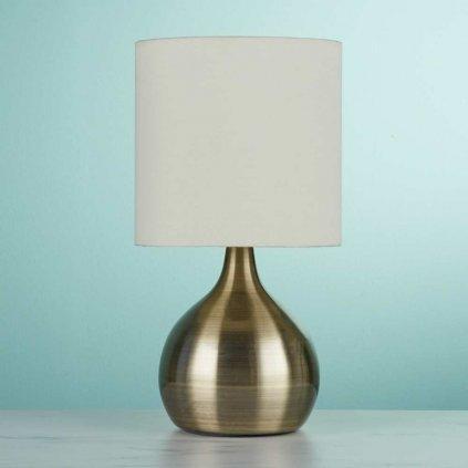 stolní dotyková lampička na noční stolek searchlight obchod svitidla pikomal cz