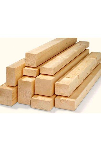 Dřevěné hranoly 2