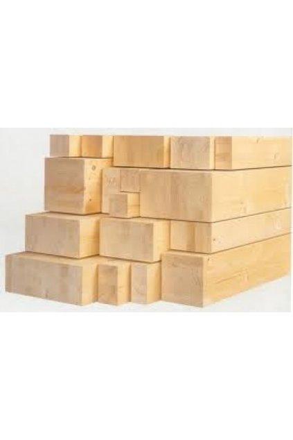Dřevěné hranoly 1