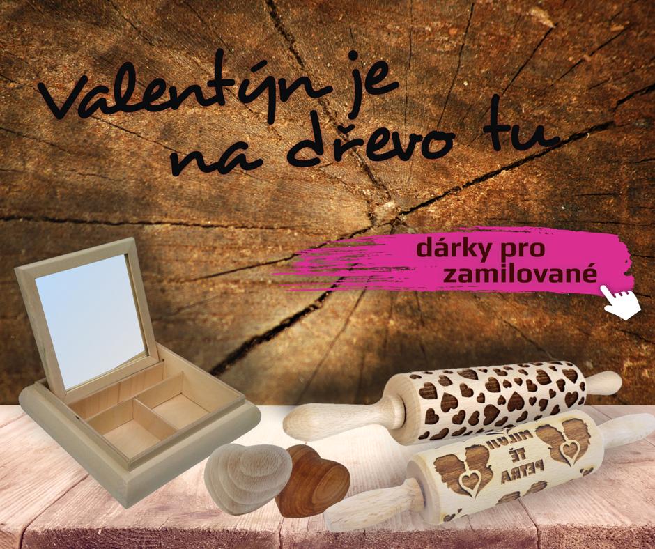 Nevíte si rady s Valentýnem? Přinášíme Vám tipy pro něj i pro ní!