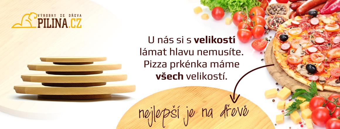 Prkénko na pizzu
