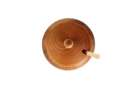 Dřevěné cukřenky