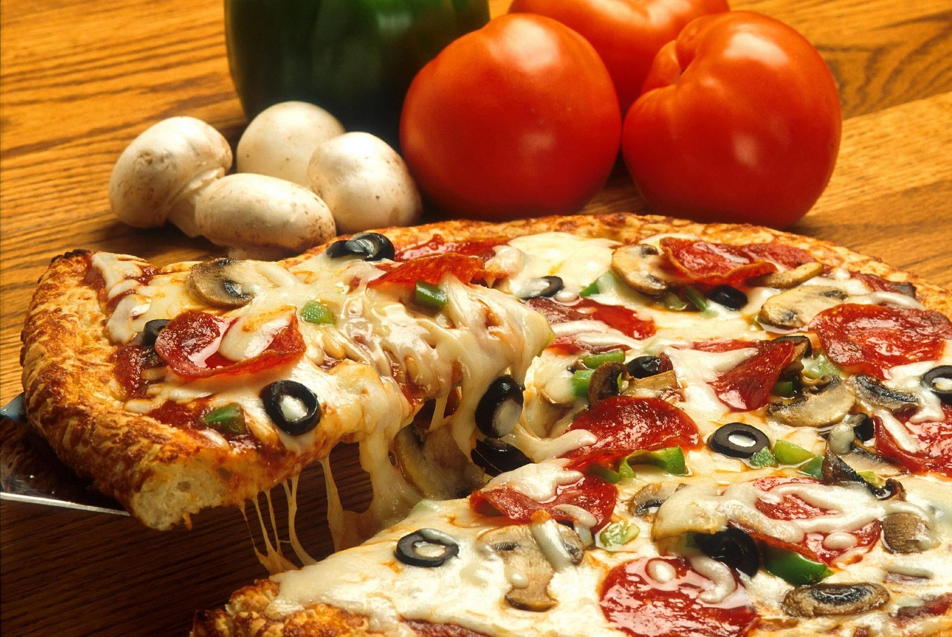 Vše pro pizzu