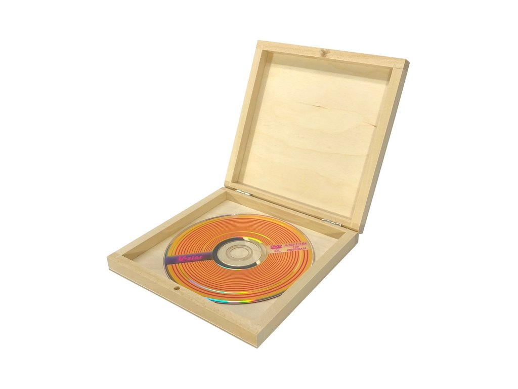 krabička na CD 001