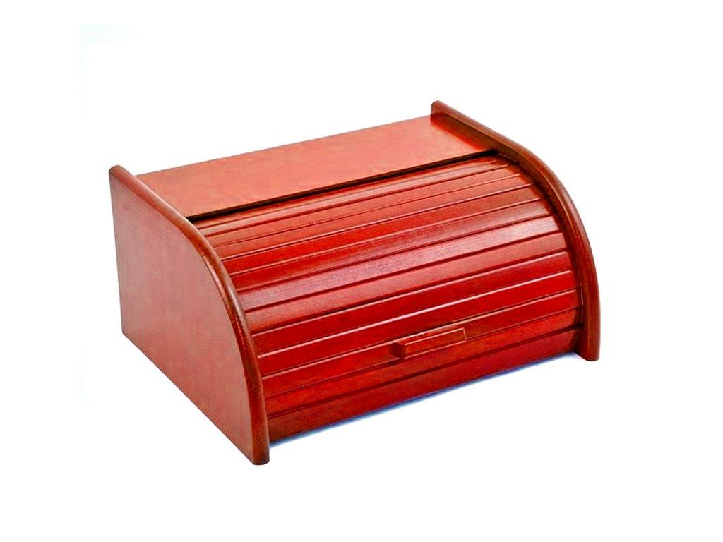 Chlebník CLASSIC 39,5x18x29 cm Red