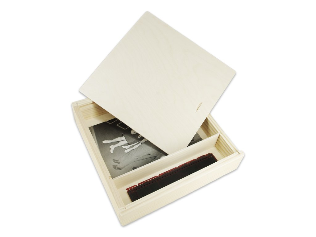 krabička na fotografie malá