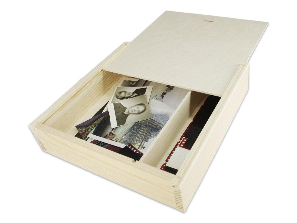 krabička na fotografie malá 2