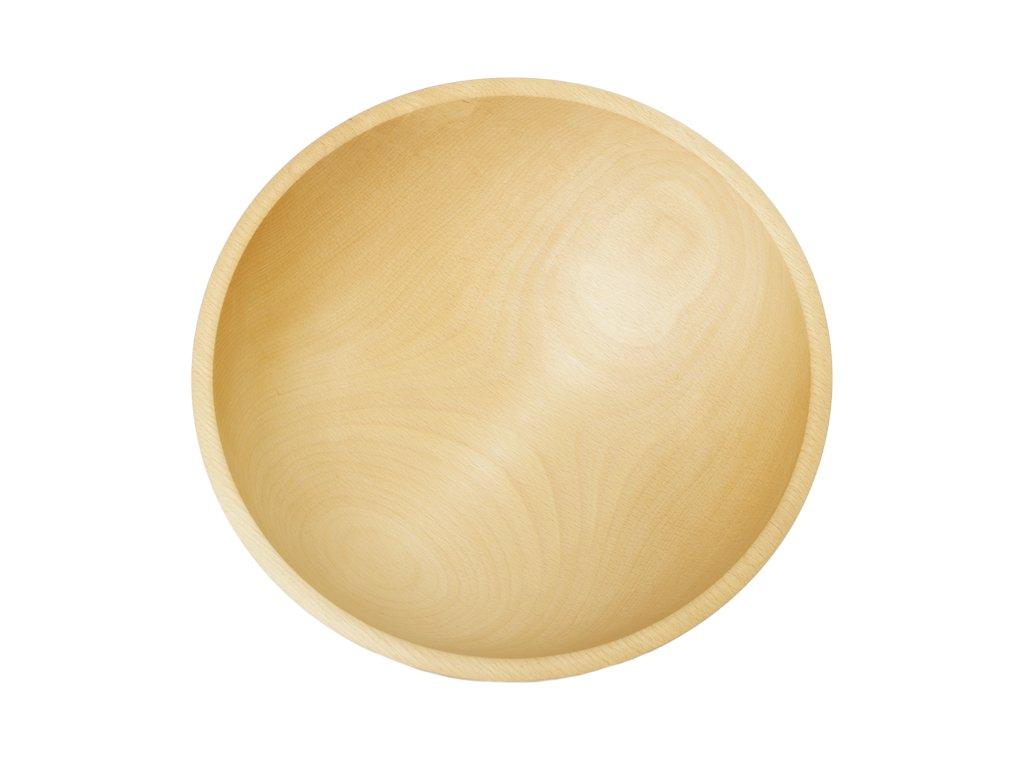 dřevěná miska 27cm náhled
