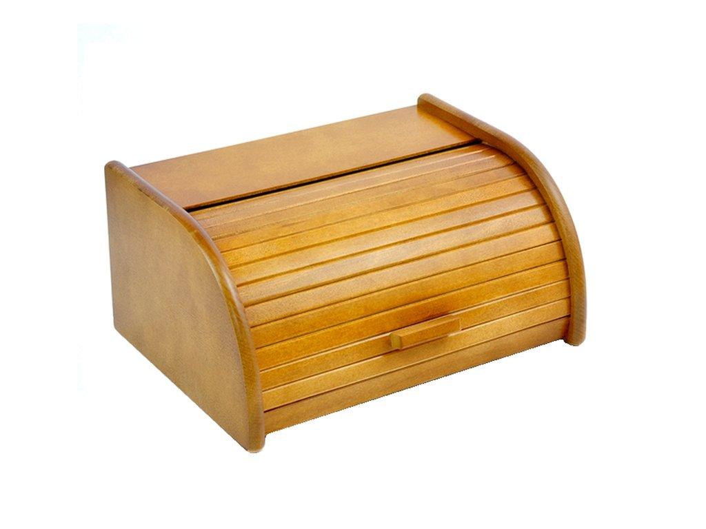 Chlebník CLASSIC 39,5x18x29 cm Honey