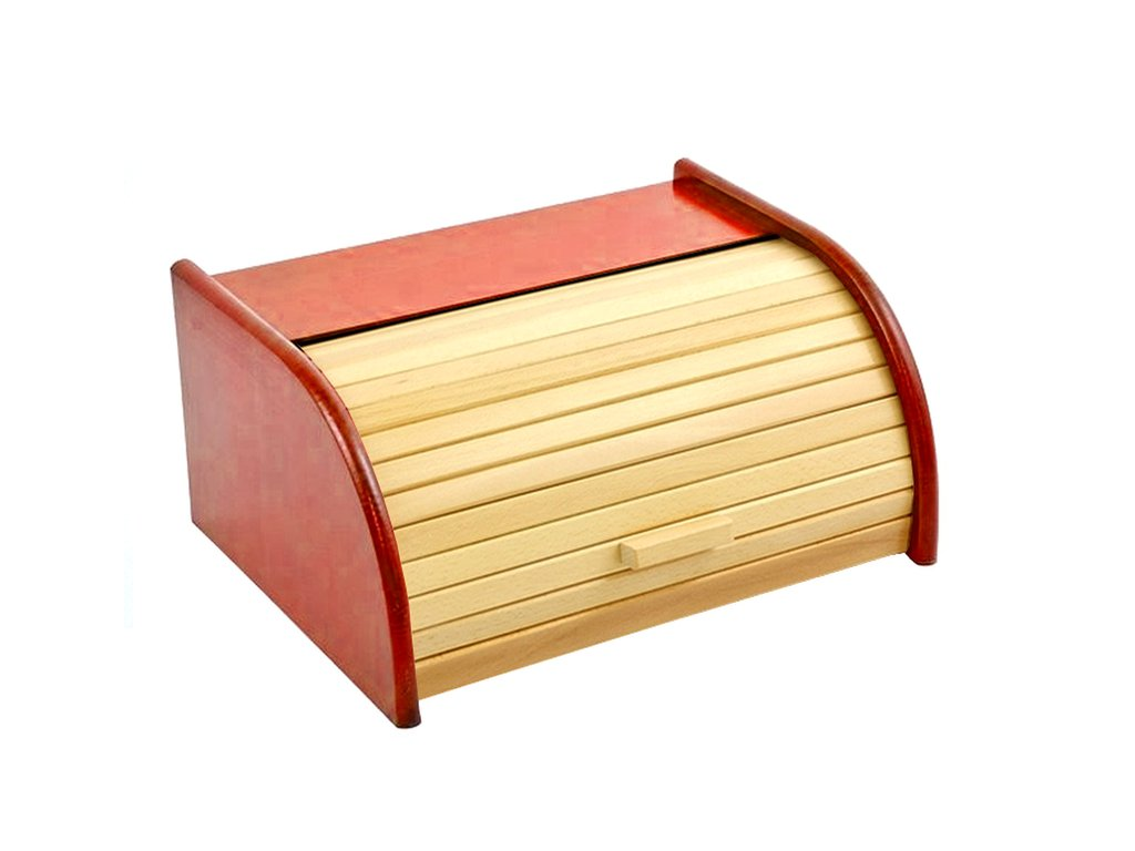 Chlebník CLASSIC 39,5x18x29 cm Red Beech
