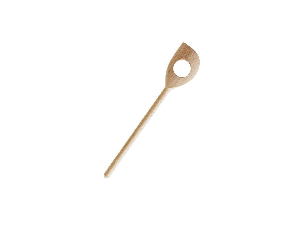 Dřevotéka Vařečka na těsto 30 cm (2)