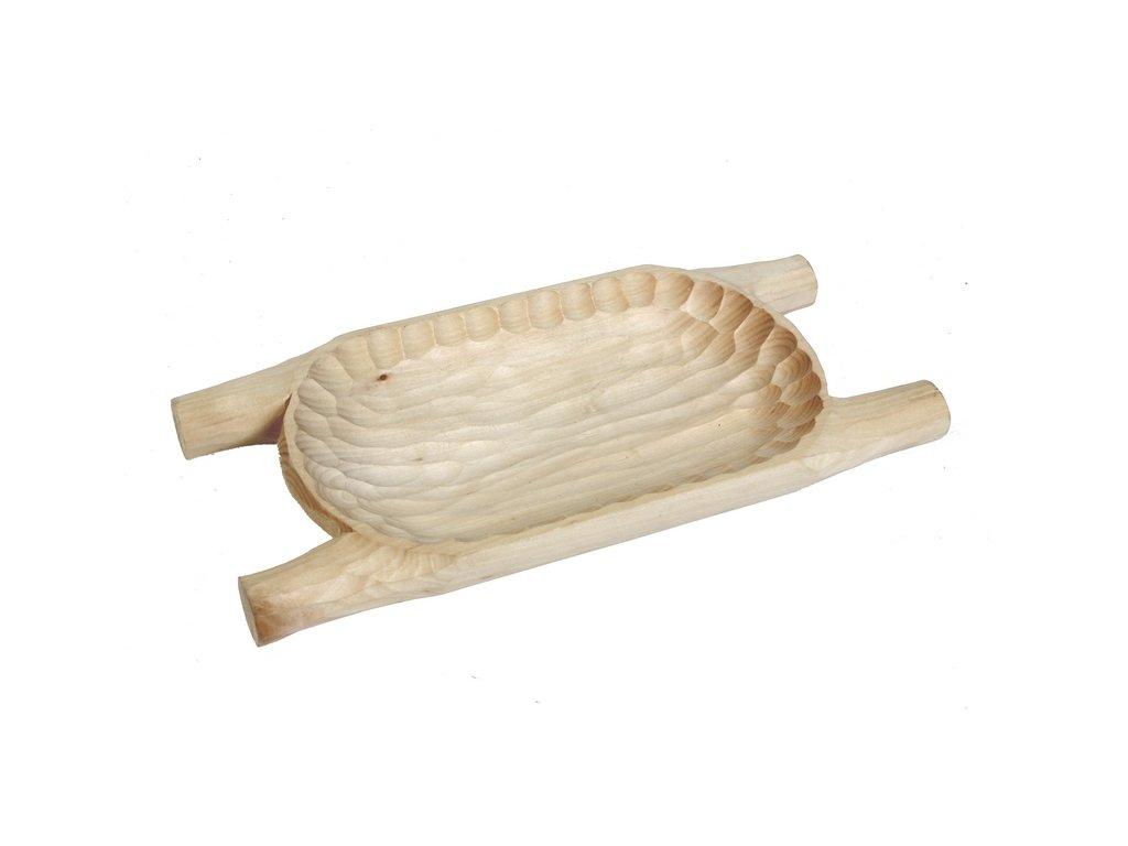 Dřevěné korýtko servírovací HOKE