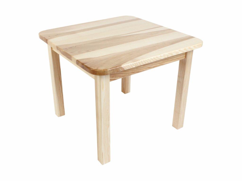 Dřevotéka Dětský stůl BORNE natur