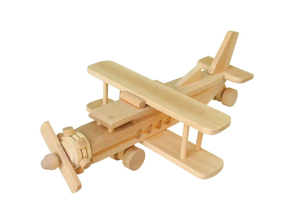 Dřevěné letadlo AERO