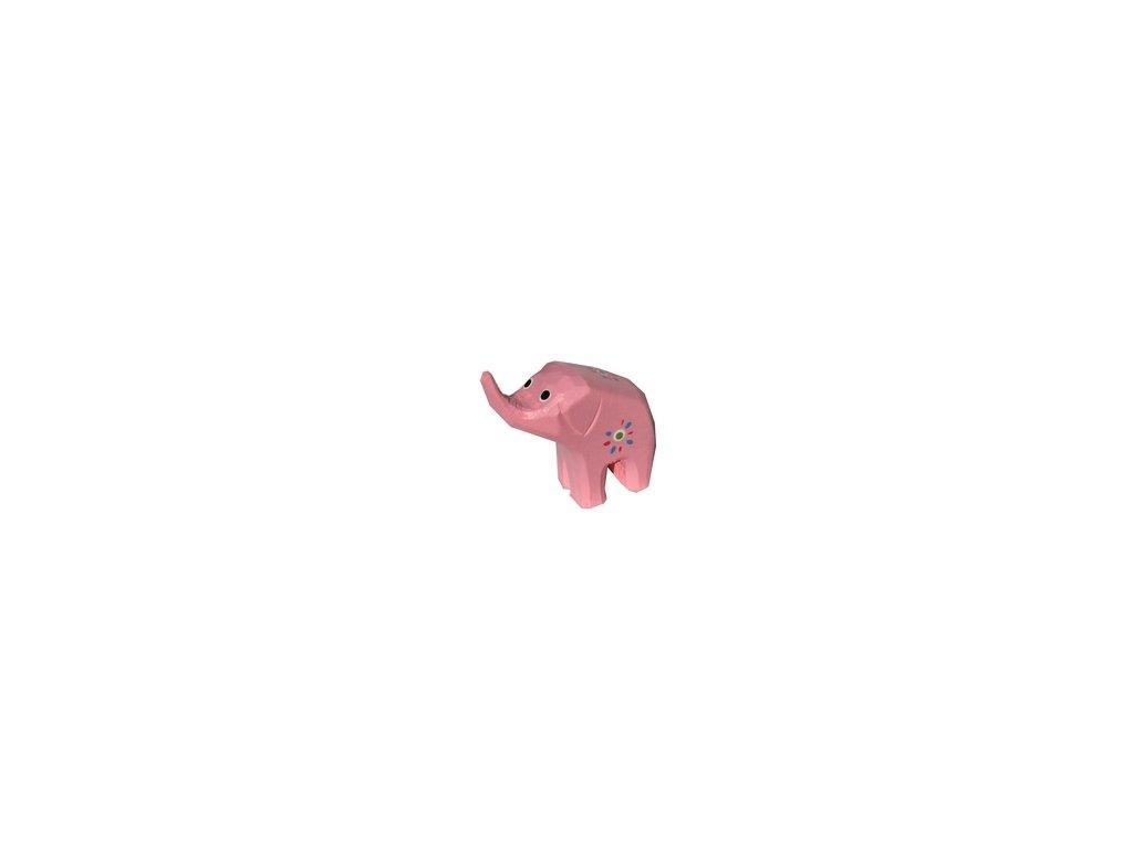 dreveny slon