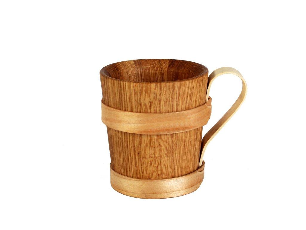 Dřevěný korbel CHIUSO