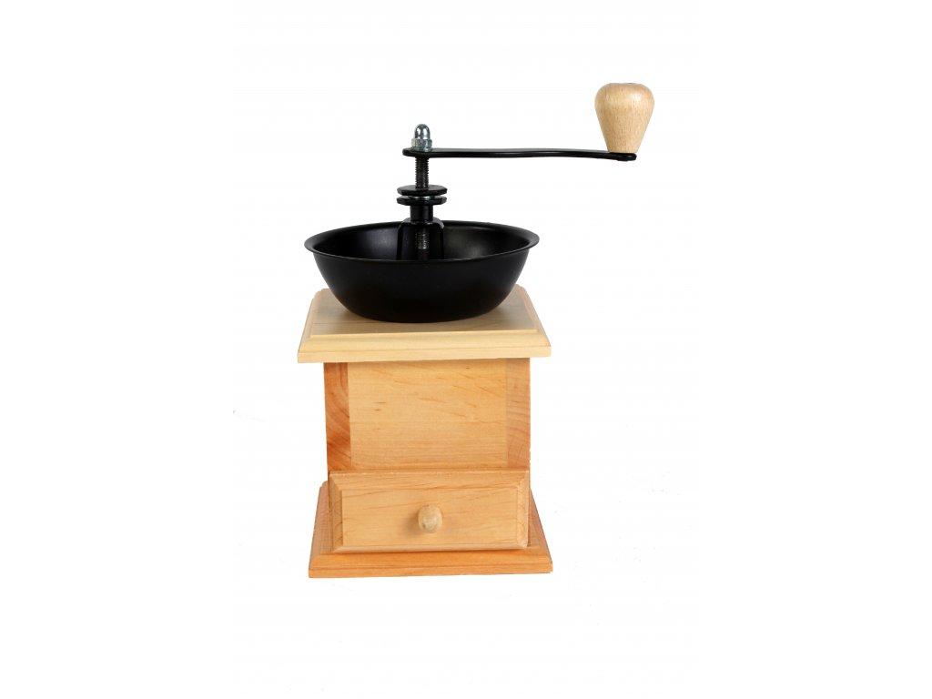 Dřevěný mlýnek na kávu MONELTIS
