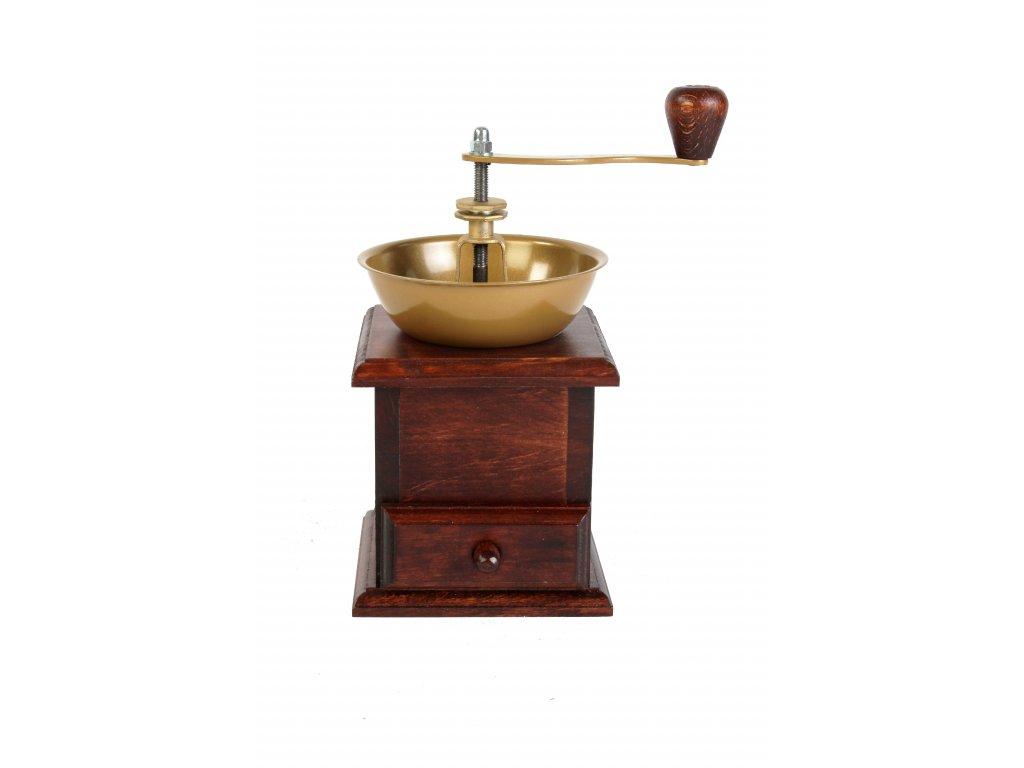 Dřevěný mlýnek na kávu TENERBIS
