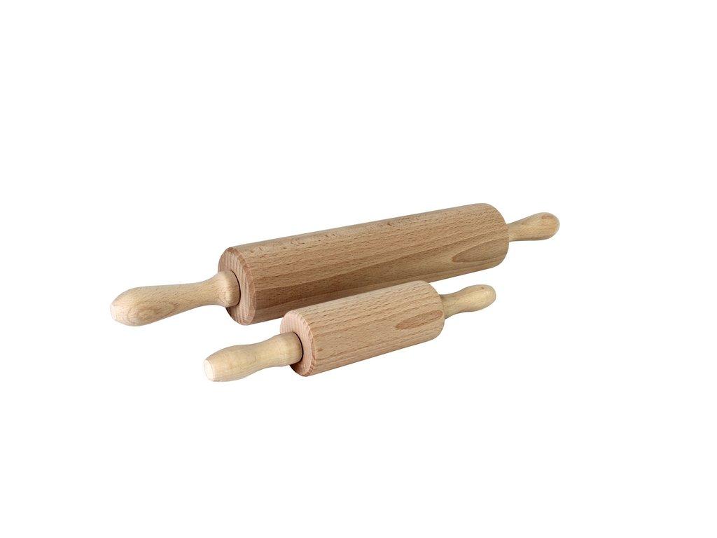 dřevěný váleček sada