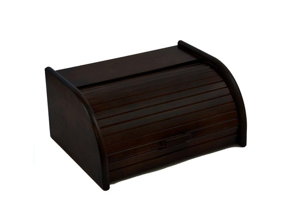 Chlebník CLASSIC 39,5x18x29 cm Black