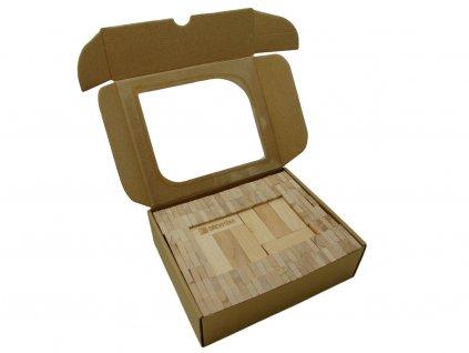 obdelníčky krabice open