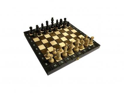dřevěné šachy malé
