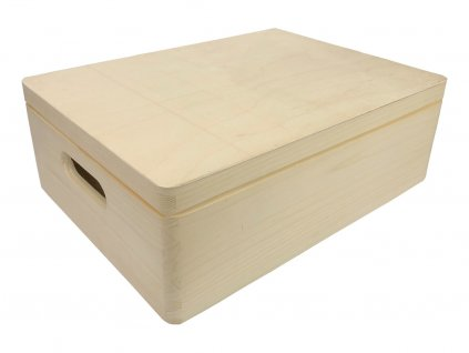 bedýnka s víkem 40x30 cm 001