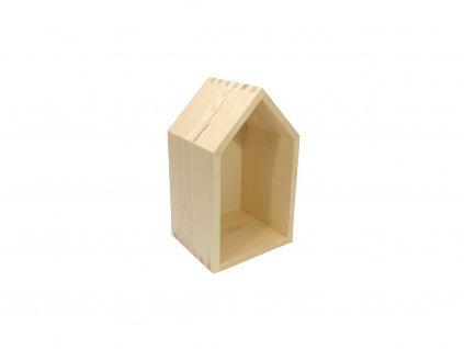 domeček pro panenky 15x13,5x25 cm 001