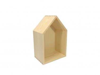 domeček pro panenky 20x13,5x30 cm 001