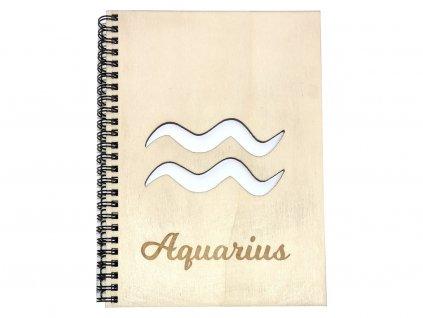 Zápisník vodnář