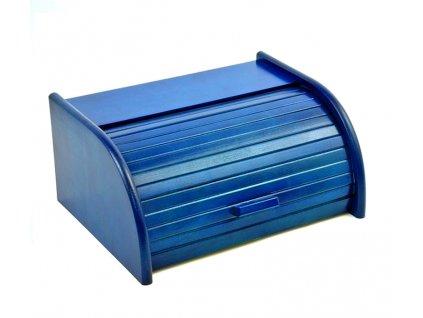 Chlebník CLASSIC modrý