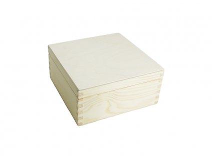 krabička čtverec střední