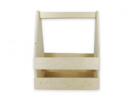 dřevěný nosič