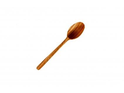 Dřevěná třešňová lžíce malá
