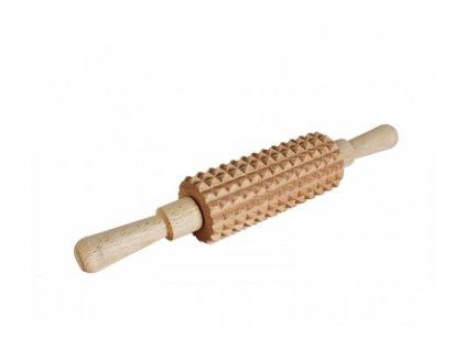 Dřevěný váleček zubatá SMALL